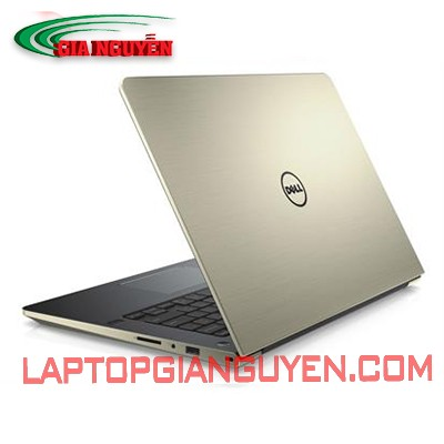 LAPTOP DELL VOSTRO 5568  (077M52/77M521) (GOLD/GREY)